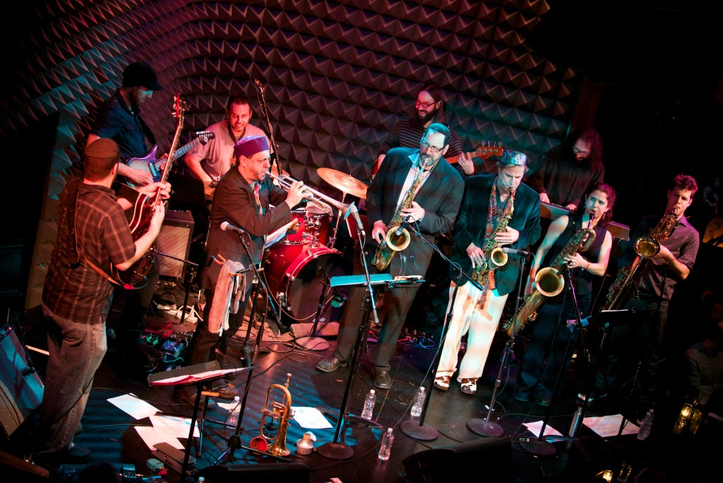 Zion80 plays Joe's Pub • Photo by Ben Weitz